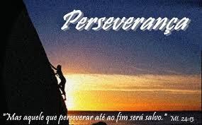 Perseverança na vida